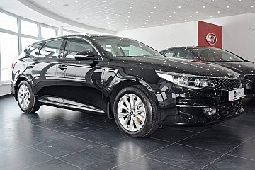 Nový vůz Kia Optima SW 1,7CRDi 104kW/141k Exclusive - KM226 - 6646