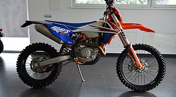 Vůz KTM 450 EXC-F Six Days - CLM008 - 7679