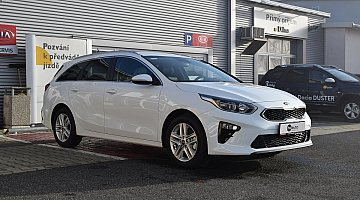 Kia Ceed SW CD 1,4 TGDi  GPF EXCLUSIVE - KM450 - 7915