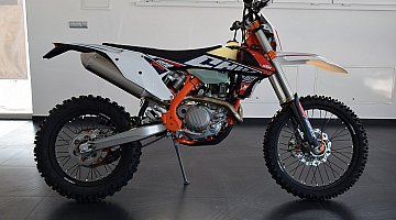 Vůz KTM 450 EXC-F Six Days - CLM013 - 8001
