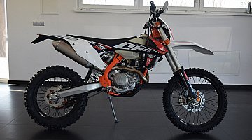 Vůz KTM 450 EXC-F Six Days - CLM015 - 8149