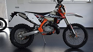 Vůz KTM 300 EXC TPI Six Days - CLM024 - 8182