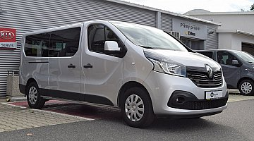 Renault Trafic Passenger Energy Cool Blue dCi 120k L2H1P1 Euro6c - A932 - 8552