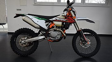 Vůz KTM 450 EXC-F Six Days Model 2020 Portugal - CLM031 - 8583