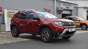 Nový vůz Dacia Duster 1,5 dCi 85kW/115k S&S 4x2 CelebrationBlue - DD588 - 8745