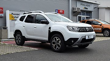 Nový vůz Dacia Duster 1,5 dCi 85kW/115k S&S 4x2 CelebrationBlue - DD589 - 8746