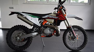 Vůz KTM 250 EXC TPI Six Days 2020 - CLM050 - 8849