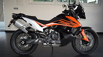 Vůz KTM 790 Adventure  - CLM057 - 8859