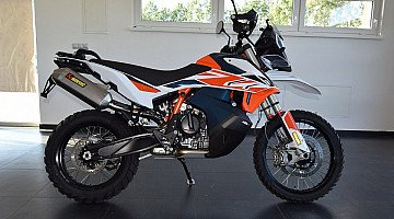 Motocykl KTM 790 Adventure R RALLY - CLM063 - 8902