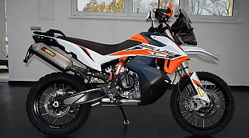 Motocykl KTM 890 Adventure R RALLY 2021 - CLM073 - 9145