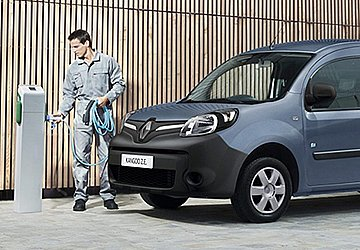 Kangoo E-TECH ELECTRIC
